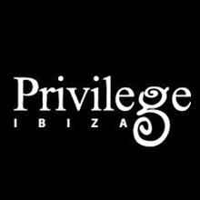 logo Privilege. Ibiza