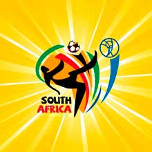 logo mundial South Africa